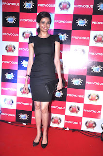 Sohail, Kangna and Sameera at Provogue's spring summer collection Launch Event