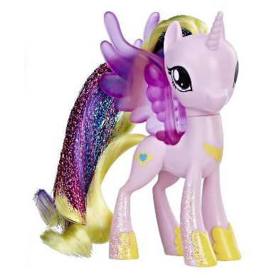 my little pony princess parade princess cadance brushable