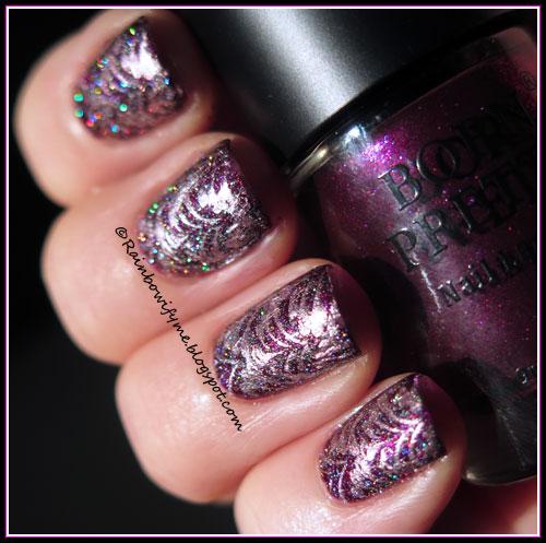 Born Pretty Store Nail Lacquer ~ #045