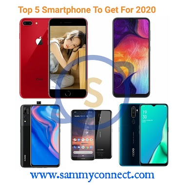 Top 5 Smartphone To Get For #2020