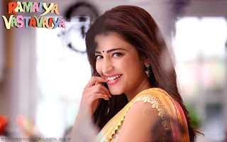 Shruti Hassan Ramaiya Vastavaiya Movie HD Wallpapers