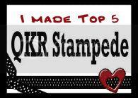 TOP 5 OVER AT QKR STAMPEDE