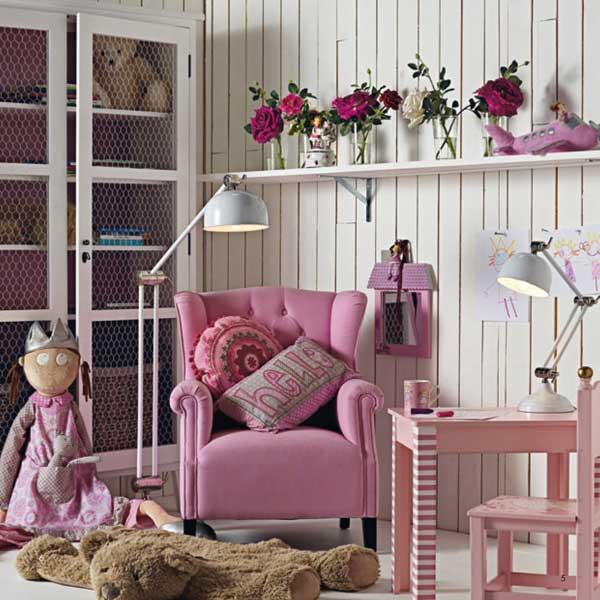 Decoracion de interiores y casa tres estilos para decorar - Decoracion de interiores infantil ...