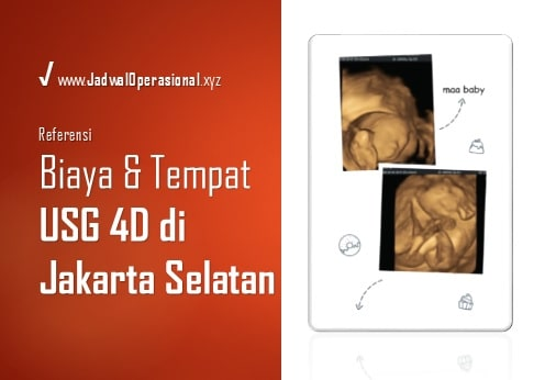 USG 4D di Jakarta Selatan