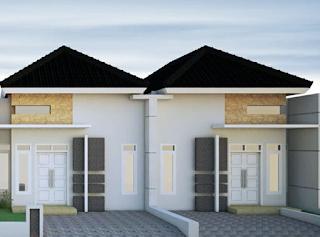 Ilustrasi Rumah Murah Tanpa DP - Tanpa Bunga - Tanpa BI Checking - Simpang Selayang Medan | District M