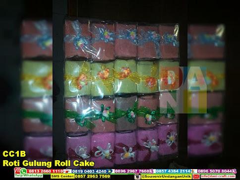 jual Roti Gulung Roll Cake