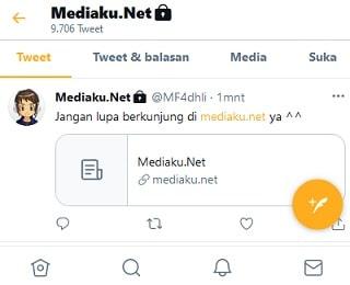 Gampangnya Promosi Blog Lewat Twitter