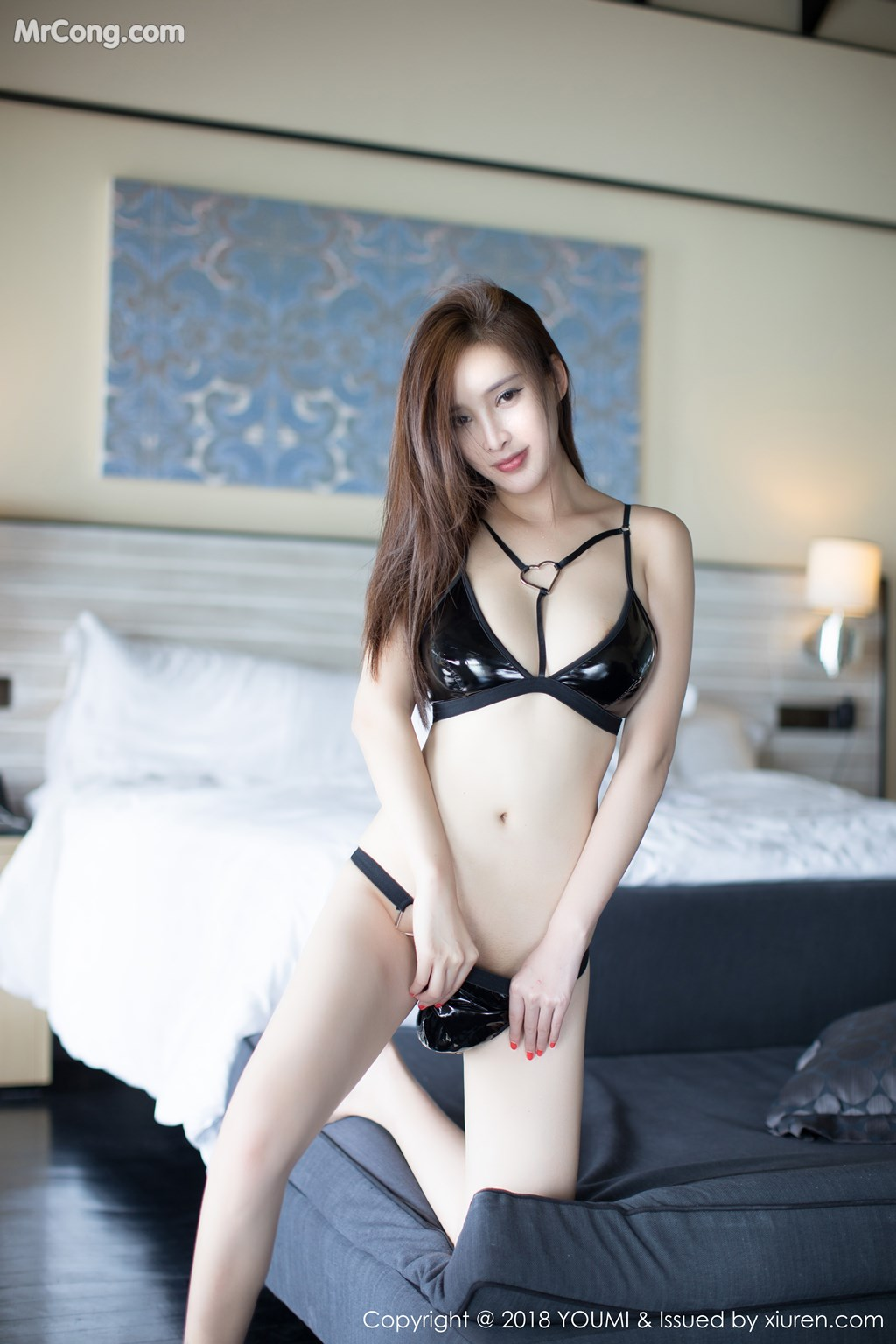 Image YouMi-Vol.237-Tu-Fei-Yuan-Ai-Cuo-Qiong-MrCong.com-001 in post YouMi Vol.237: Người mẫu 奶瓶土肥圆 (46 ảnh)