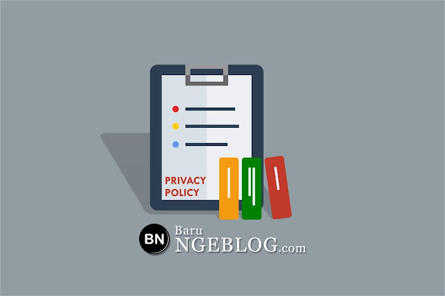 Cara Mudah dan Cepat Membuat Privacy Policy di Blog Secara Online