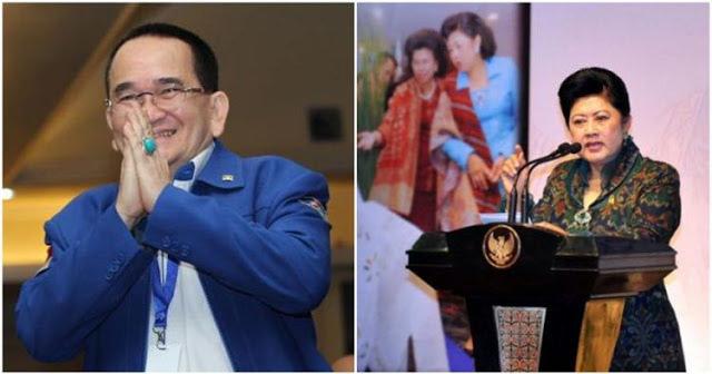 Dianggap Sok Tahu Takdir, Begini Sindiran Pedas Ibu Ani Yudhoyono Kepada Ruhut Sitompul
