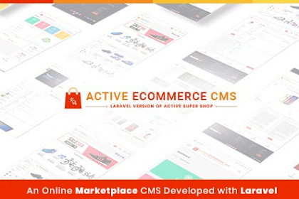 Active eCommerce CMS v1.4