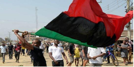 MASSOB Attacks Buhari's Cabal Over Alleged Maltreatment Of Osinbajo