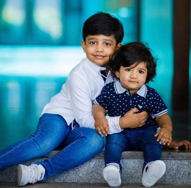 jr ntr second son bhargava ram 1st birthday celebrations photos 2019