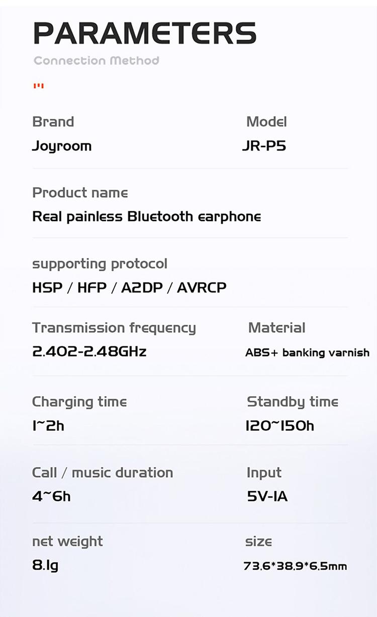 Joyroom JR-P5