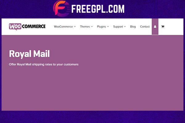 WooCommerce Royal Mail Free Download