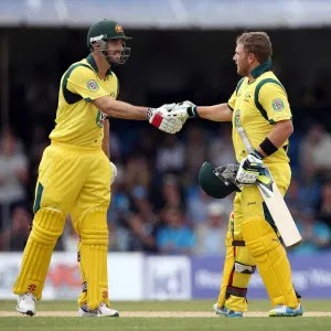 Shaun Marsh 151 - Aaron Finch 148 - Scotland vs Australia Only ODI 2013 Highlights