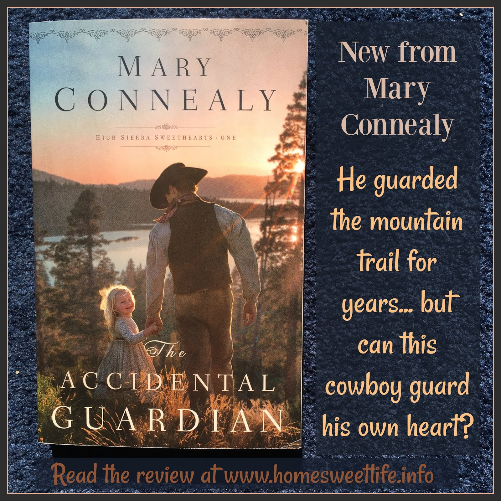 The Accidental Guardian ~ a Bethany House book review