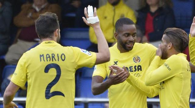 Madrid Mengalami Frustasi Ketika Dikalahkan 0-1 Oleh Villareal