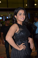 Wamiqa Gabbi in a sleeveless Black Designer Transparent Gown at 64th Jio Filmfare Awards South ~  Exclusive 057.JPG