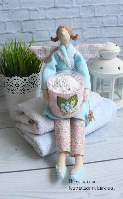 тильда, тильда фея, тильда ангел, тильда банный ангел, тильда фея домашнего уюта, фея домашнего уюта, банная фея, ангел, тильда ангел, кукла, кукла своими руками, текстильная кукла, интерьерная кукла, кукла тильда
