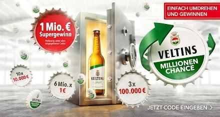 Die VELTINS Millionenchance oder das wertvollste Bier Deutschlands | Der beste Werbeclip des Tages
