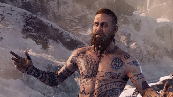 الكشف عن مجسم شخصية Baldur من لعبة God of War بسعر الذهب ، شيء رهيب جداً..