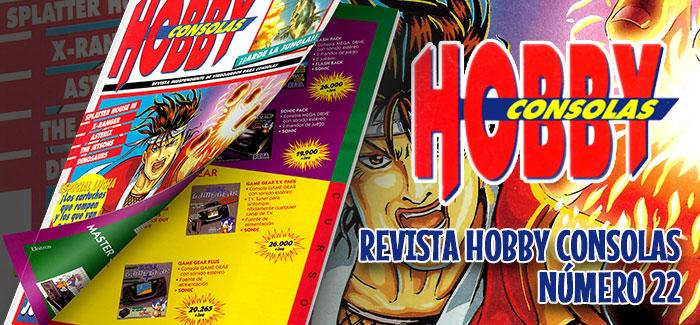 Revista Hobby Consolas Nº 22 (1993)