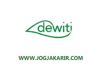 Loker Bantul Customer Service Lulusan SMA di Dewiti