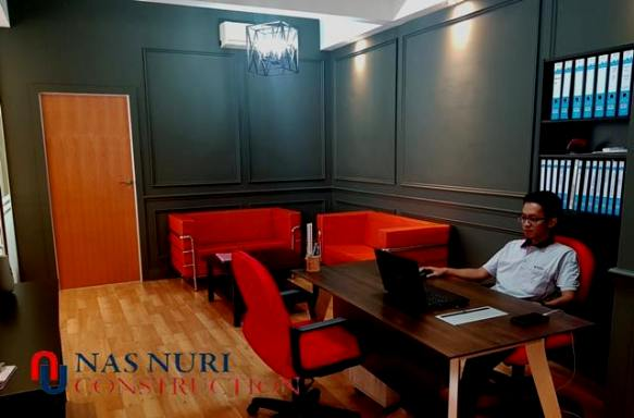 arkitek interior design dalaman nas nuri construction sdn bhd