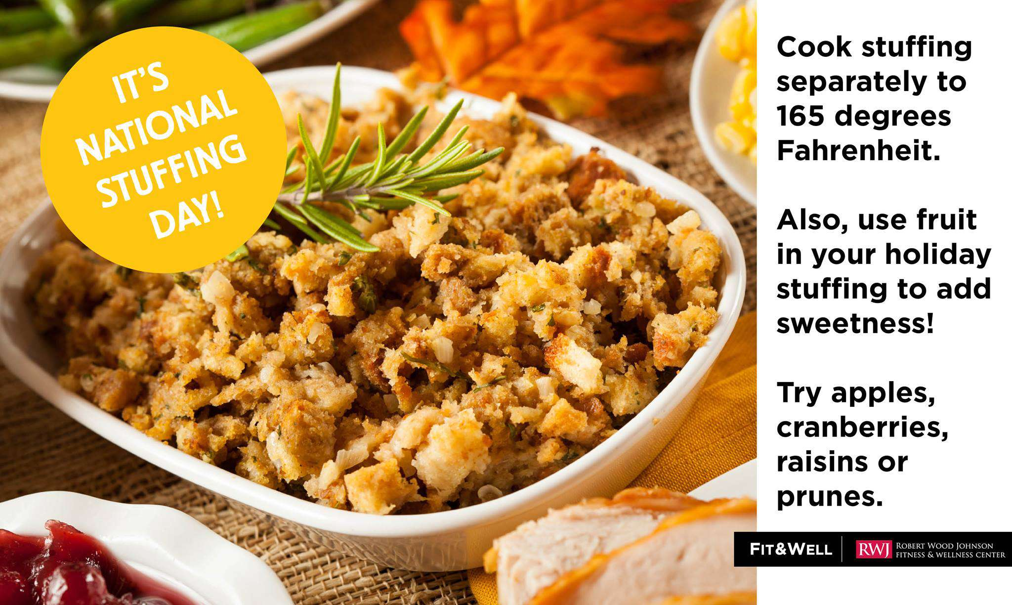 National Stuffing Day Wishes Images