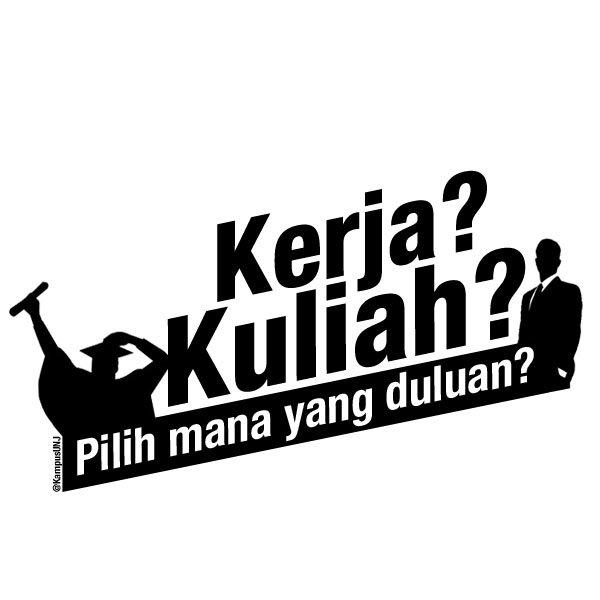 KULIAH atau KULIYAH... ?