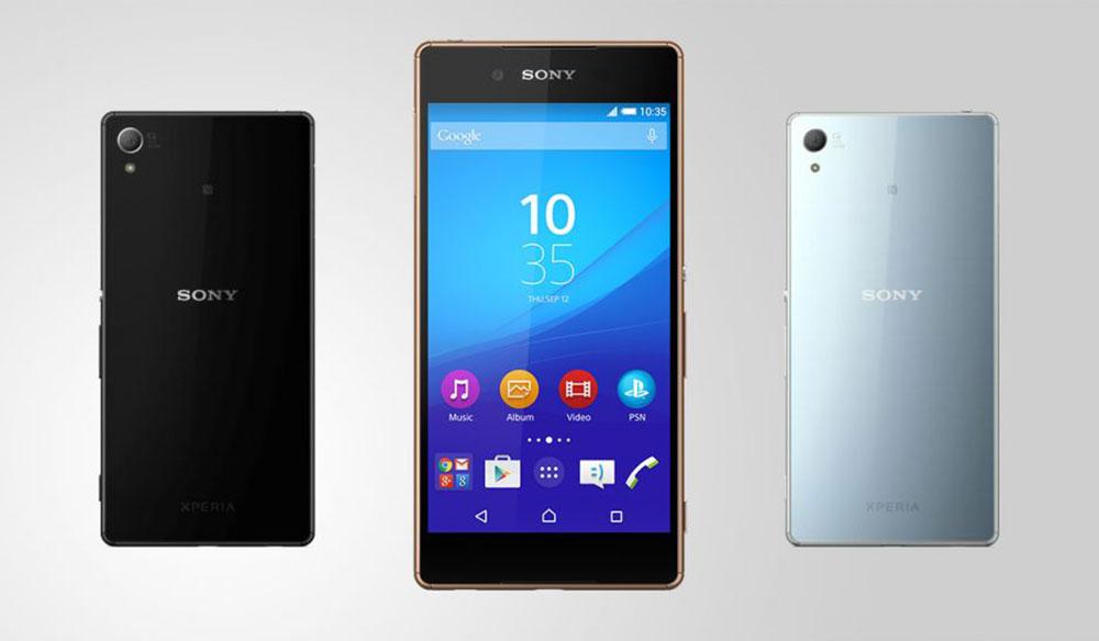 Sony Xperia Z3+ Türkiyede Satışa Çıkıyor
