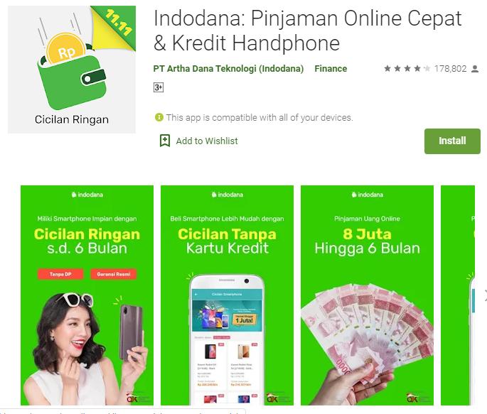 Butuh pinjaman online angsuran bulanan cair 24 jam? 10 Aplikasi Pinjaman Uang Online Yang Cepat Cair Dan Terpercaya Onmaibana Com
