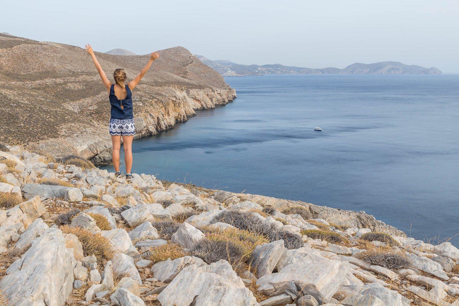 Randonnée Syros