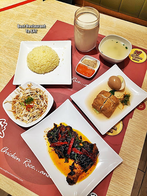 TCRS Good Lunch Set With Flaming Koli
