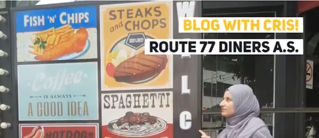 route 77, cafe alor setar, route 77 alor setar, route 77 kl, superbikes, lunch alor setar, dinner alor setar, western restaurant alor setar, local restaurant malaysia, thai recipes alor setar, blog with cris, malaysia travel influencer