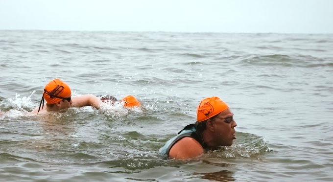 Penha  ))  Fim de semana tem Circuito Summit de Maratona Aquática