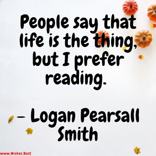 reading quotes for life
