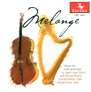 Nicholas Charles Bochsa – Duport, J.-L. / Bochsa, N.C.: Cello and Harp Music (Melange)