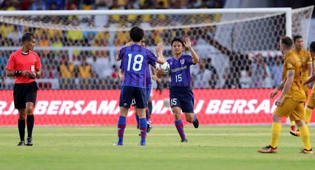 Tentang Takefusa Kubo, Messi-nya Jepang yang Cetak Dua Gol ke Gawang Bhayangkara FC