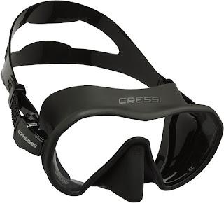 Cressi Z1 búvármaszk