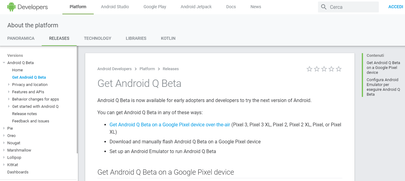 Android-Q-prima-versione-Beta