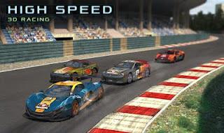High Speed 3D Racing Mod Apk (Money+Hack) Terbaru