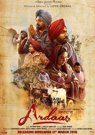 Ardaas 2016 Full Punjabi Movie Download HDRip 720p