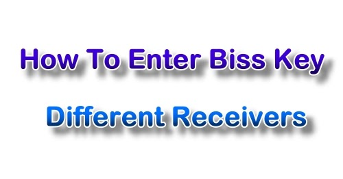 How to Add Biss Key in Different Receivers
