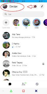 Begini Cara Mengaktifkan Fitur Dark Mode Di Facebook Messenger