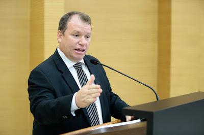 Deputado Dr. Neidson propõe que Igreja Batista Missionária em Renovação Espiritual seja declarada de Utilidade Pública