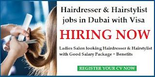 Dashing International Group LLC Recruitments For Salon Staff -Salon Helpers, Beauticians, Nails Technicians, Hair Stylists in Abu Dhabi , Dubai , Sharjah - UAE Locations