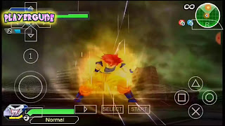DBZ TTT New Transformation Goku
