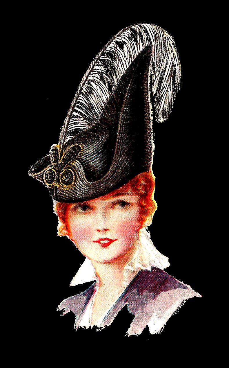 antique images free s vintage dress hat fashion
